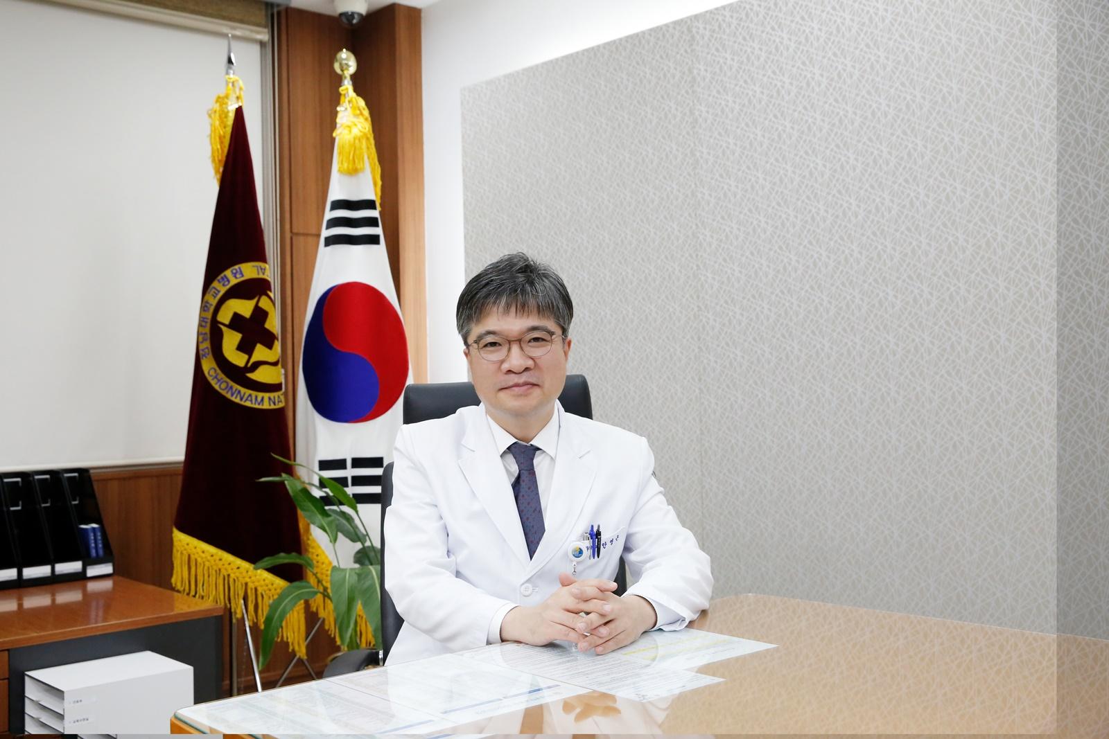 인터뷰) 안영근 전남대병원장