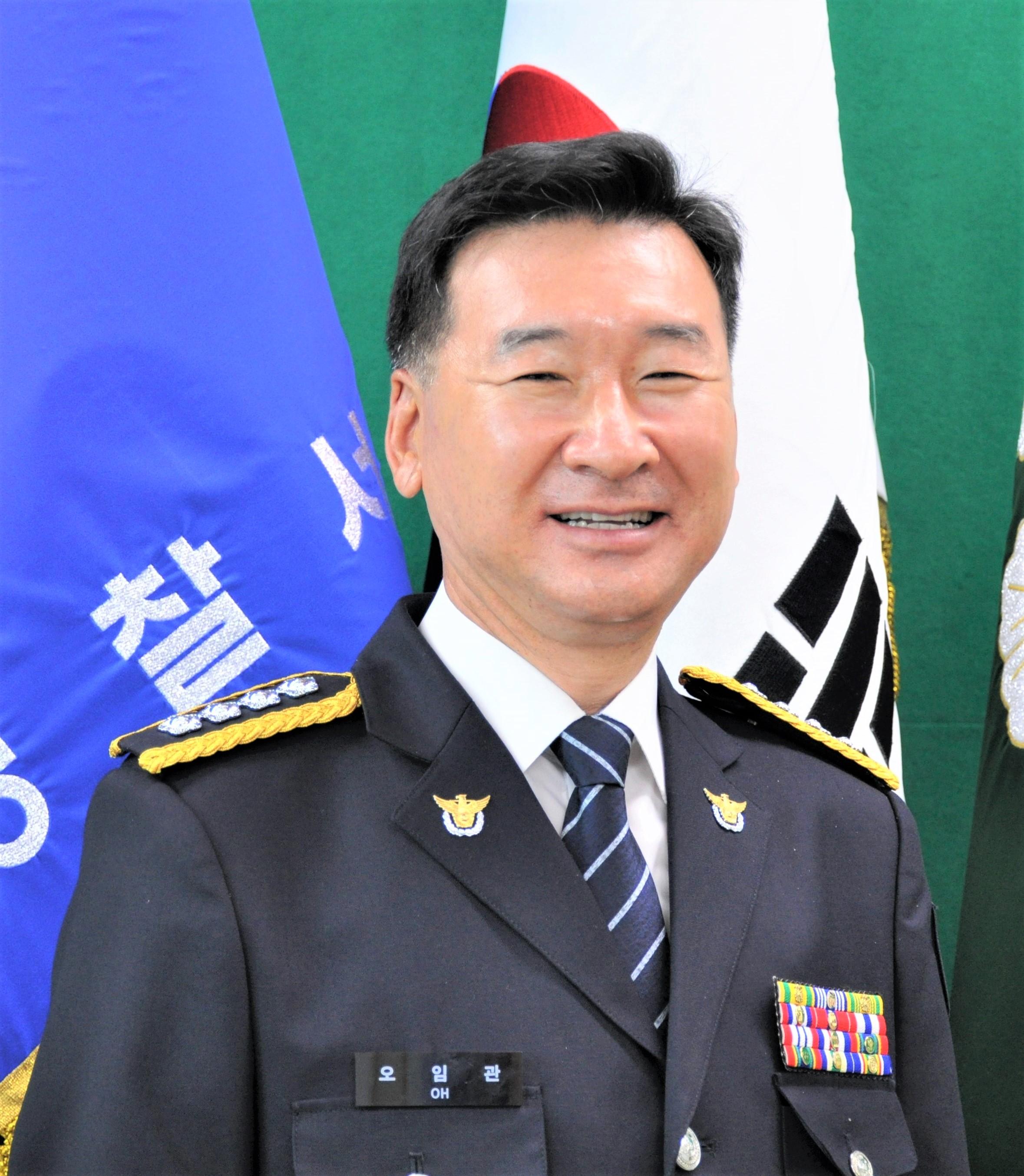 보성경찰서, 제77대 오임관 경찰서장 취임